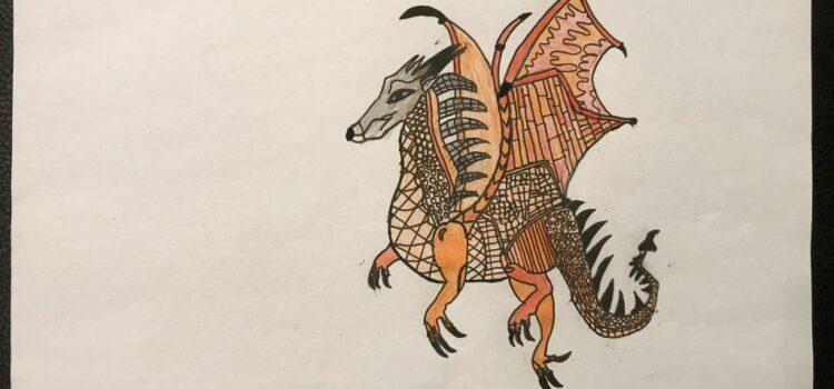 Kreativ Wettbewerb: Mein verrücktes und freundliches Monster