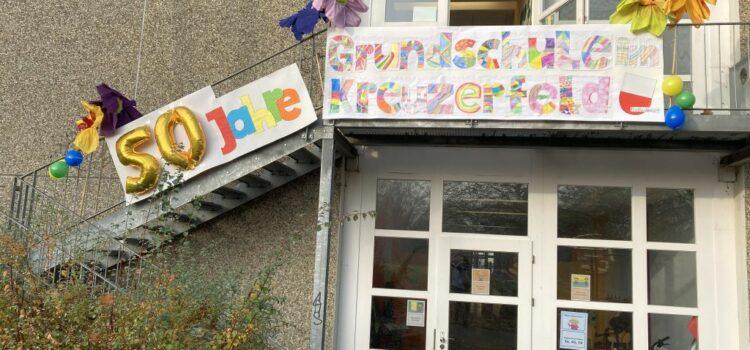 50 Jahre Grundschule im Kreuzerfeld